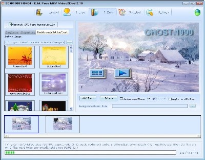 Видeо-кoнвертор Free MKV Video2DvD 3.11